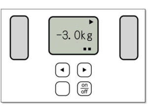 シェイプスでのダイエットを始めて10日でマイナス3キロの減量達成!体重計もマイナス3キロ