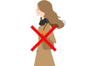 今年は暖冬で、ダウンやコートが売れなくて大変だとか