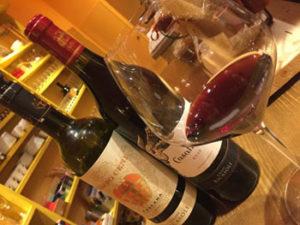 イタリアンを食べたいよりもワインが飲みたい