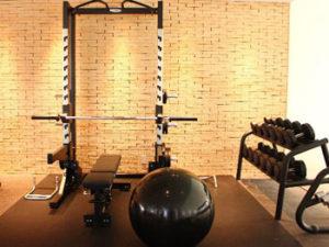 シェイプスでのトレーニング開始、普通にスポーツジムに通うだけではできないと全身トレーニングだと納得
