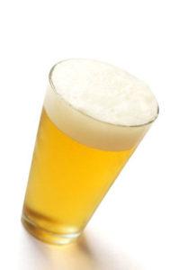 久しぶりに父親とビールで乾杯