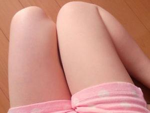 特に前の太腿が細くなったことに驚いた