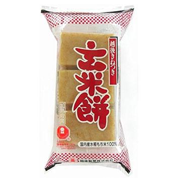 玄米ご飯の他には、玄米お餅、玄米ビーフンなども良い